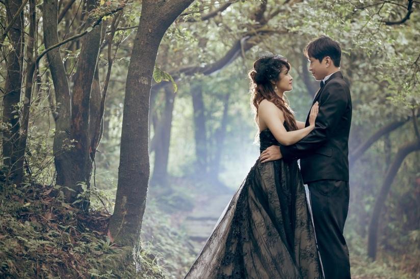 山林風格婚紗照-台北婚攝Jess