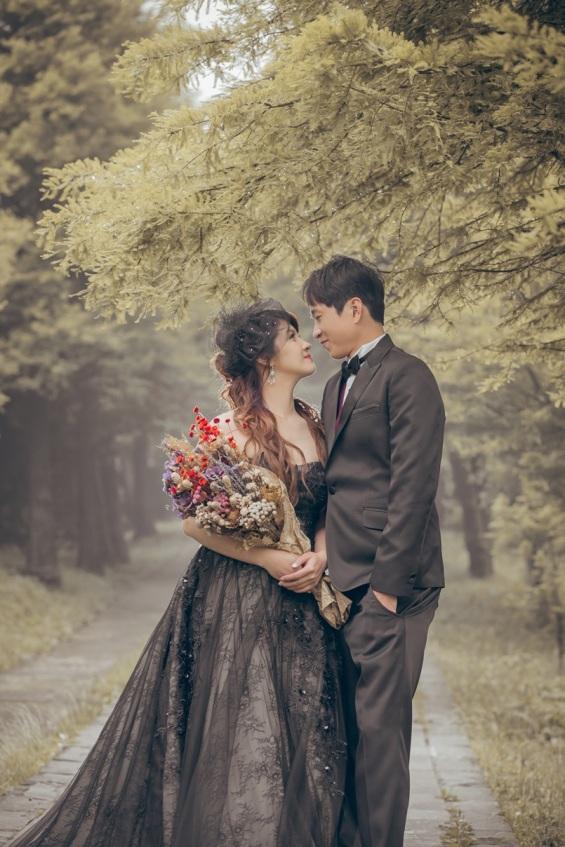 山林婚紗攝影-台北婚攝Jess