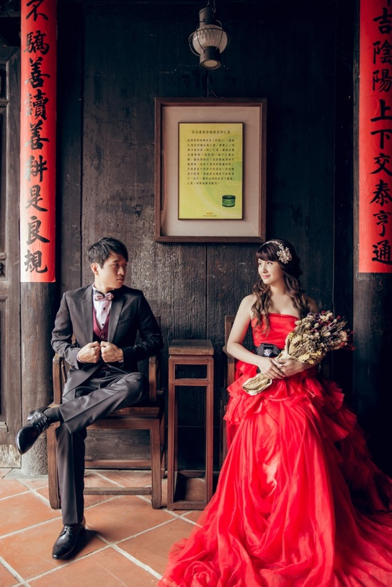 復古風格婚紗照-台北婚攝JESS傑斯