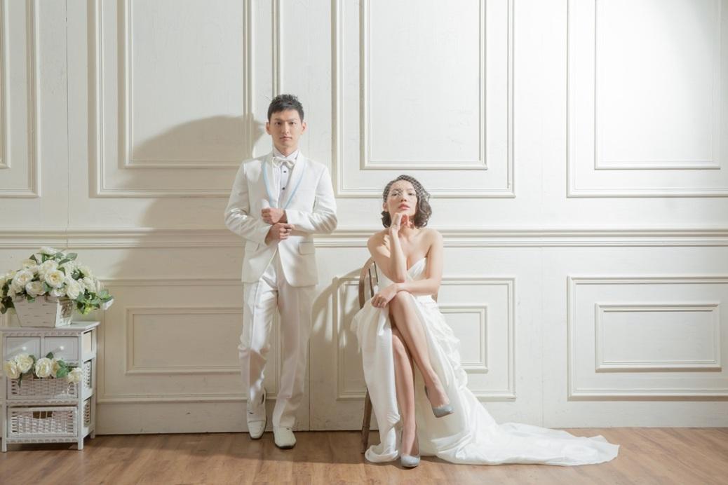 時尚婚紗照-台北婚攝JESS
