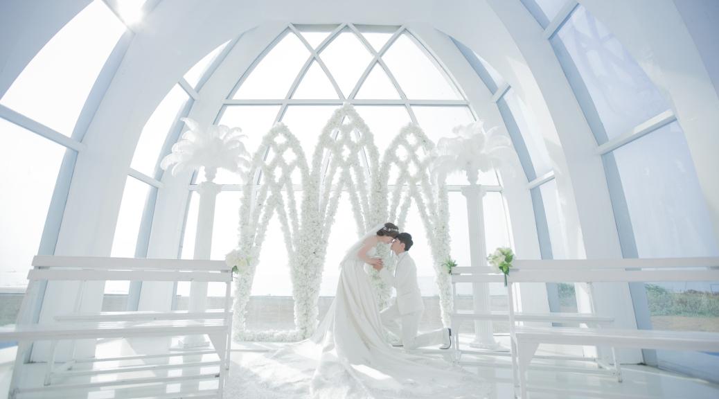海外婚紗攝影與旅拍婚紗照