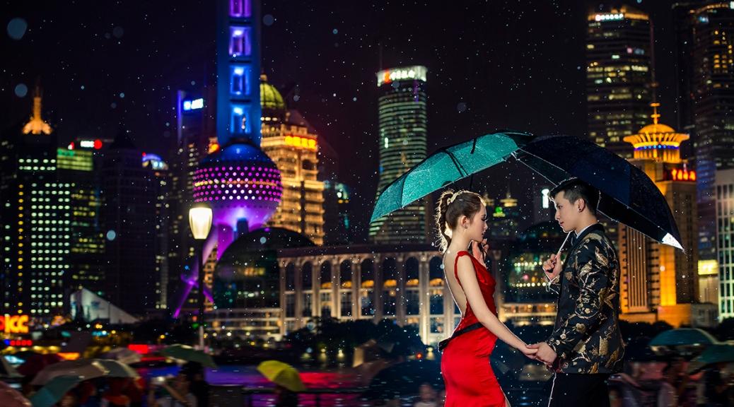 上海徠麗婚紗攝影工作室